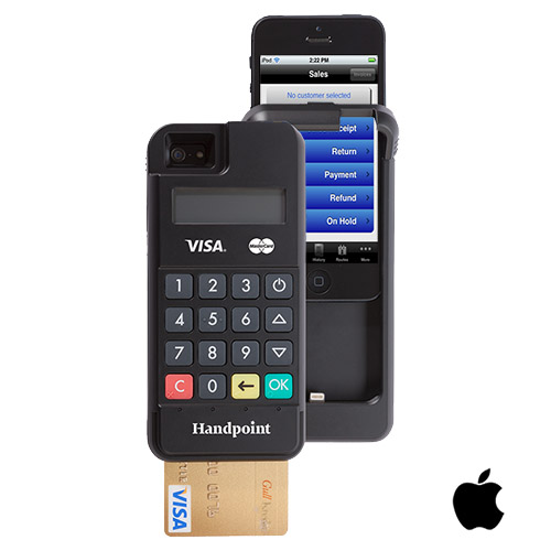Handpoint HiPro Sled for iPhone and iPod touch with EMV Chip and PIN