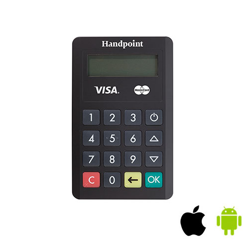 Handpoint HiLite Ultra Portable EMV Chip and PIN Reader