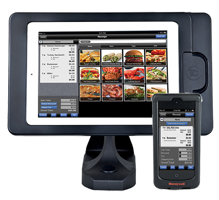 Restaurants Tableside Ordering Payment EMobilePOS - Restaurant table ordering system