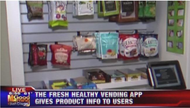 Fresh vending - eMobilePOS Kiosk