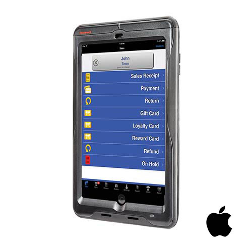 Honeywell Captuvo SL62 Enterprise Sled for iPad mini