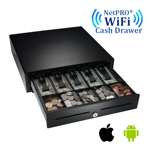 APG NetPro Wireless Cash Drawers