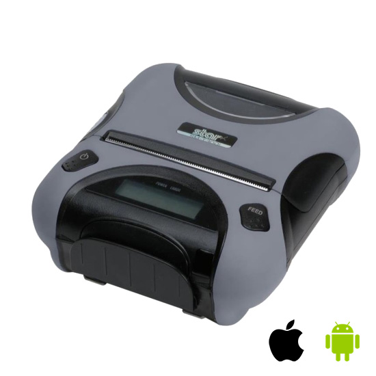 Star SM-T300/301i Mobile Receipt Printer with Optional Card Reader