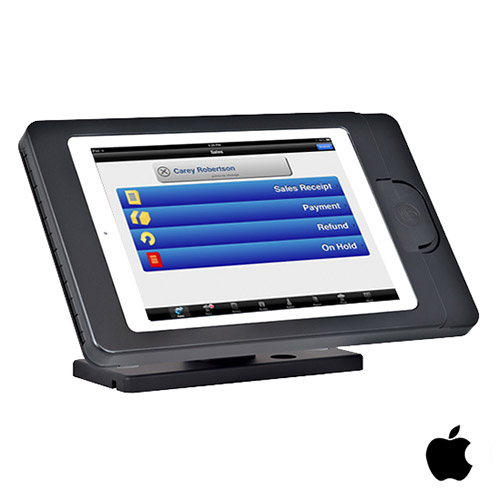Archelon AIR Enclosure and Table Top Mount for iPad POS