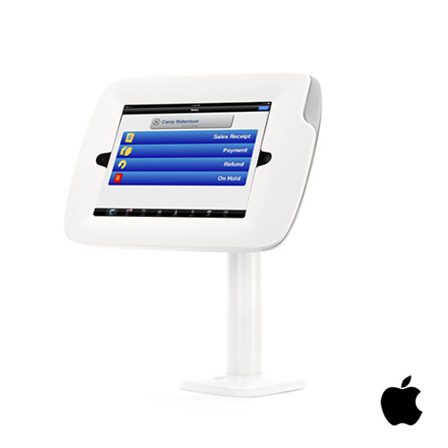 Griffin iPad Kiosk with Integrated MSR