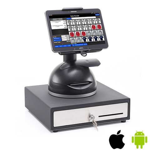 PowaPOS T25 Universal All-In-One POS System