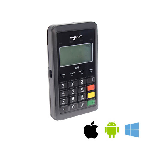 Ingenico iCMP with EMV Chip & PIN