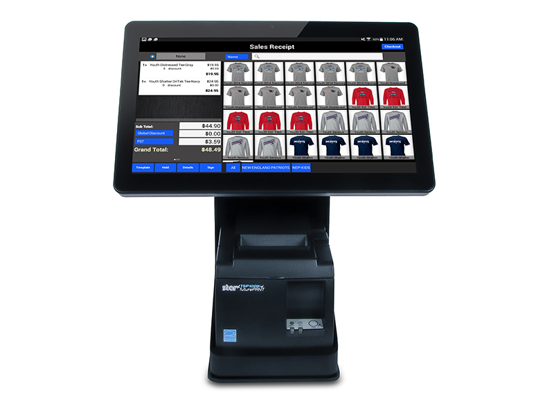 Star Micronics, with Elo and E-Nabler Corp., Introduces New Integrated mPOS Solution