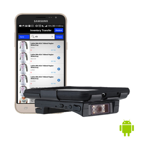 Samsung Galaxy J3 & KOAMTAC KDC400