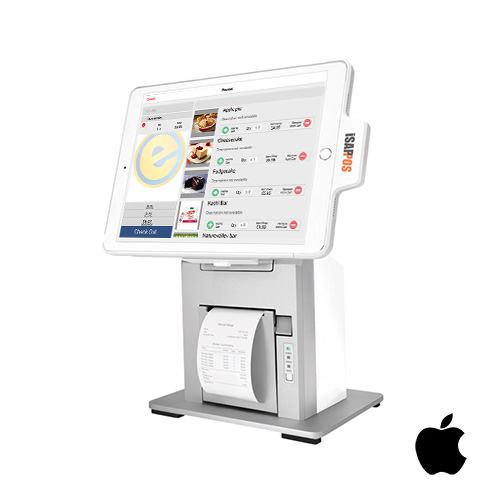 POS-X iSAPPOS C iPad Stand With Printer