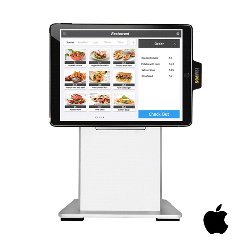 POS-X iSAPPOS A & B iPad Stand
